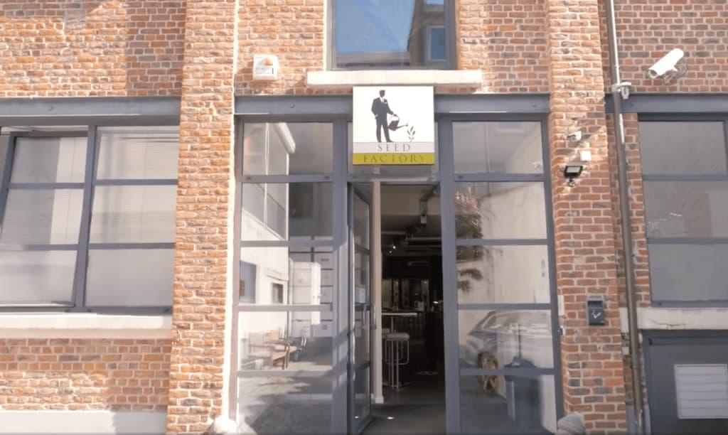 BeeBonds Entrée Bruxelles