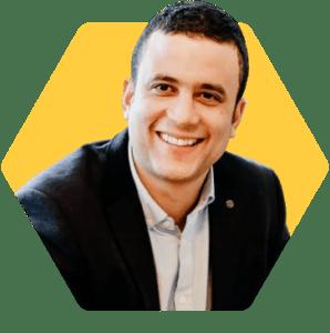 Tarik Hennen, Senior Marketing & Communication Manager