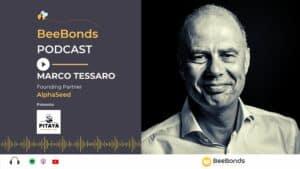 BeeBonds Podcast - Marco Tessaro Pitaya Cover
