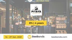 Beebonds - Campagne Pitaya Presse